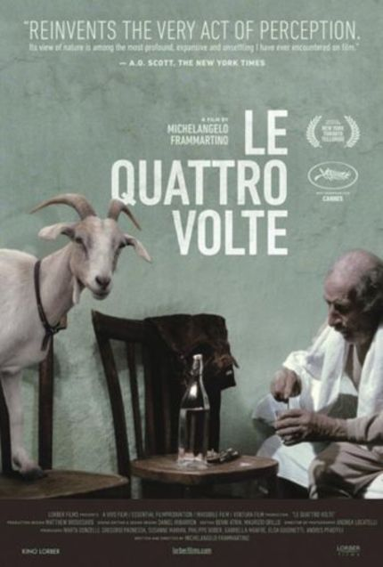 SFF 2011 Day 7 - Trailer of the Day is LE QUATTRO VOLTE