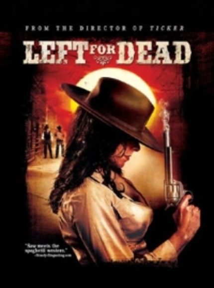 Albert Pyun's LEFT FOR DEAD Hits DVD March 4th