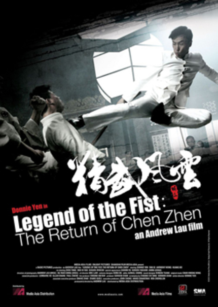Fantastic Fest 2010: Legend of the Fist review