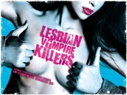 Imagine this! LESBIAN VAMPIRE KILLERS review