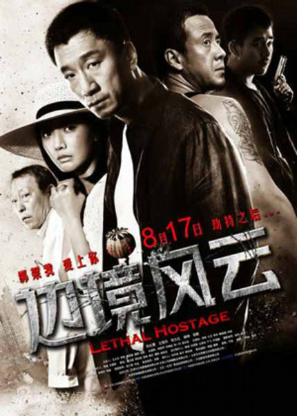 Ultra Slick Trailer For Chinese Crime Film LETHAL HOSTAGE Impresses