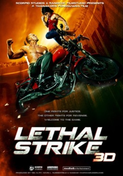 FIREBALL Director Thanakorn Pongsuwon Going English Language And 3D With LETHAL STRIKE