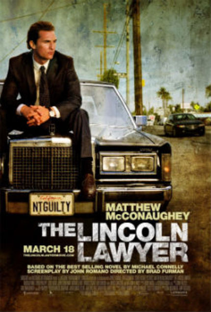 Weinberg Reviews THE LINCOLN LAWYER