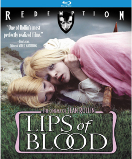 Jean Rollin on Blu-ray: LIPS OF BLOOD Review
