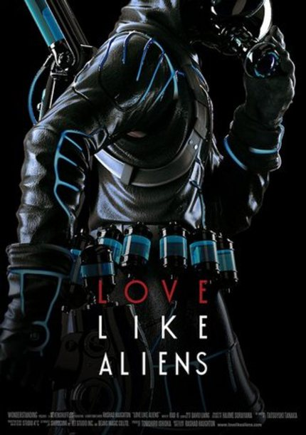SCREENANARCHY EXCLUSIVE: Check Out The Premiere Of Amazing Sci-Fi Short LOVE LIKE ALIENS!