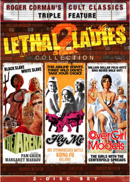THE LETHAL LADIES COLLECTION VOL. 2 DVD Review