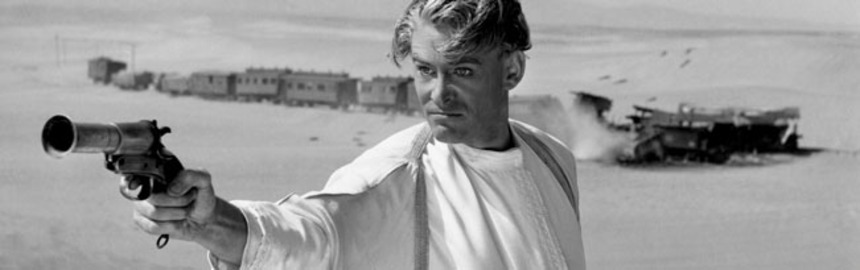 Blu-Ray News: No Prisoners! LAWRENCE OF ARABIA restoration rides home at last