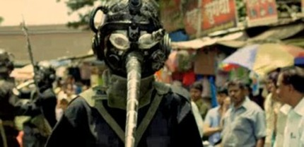 SciFi Mosquito Police Take Over India ...
