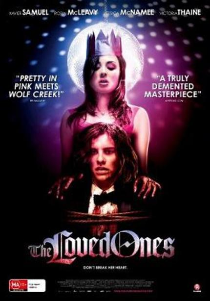 THE LOVED ONES UK DVD review