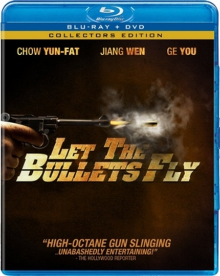 Blu-ray Review: LET THE BULLETS FLY COLLECTOR'S EDITION