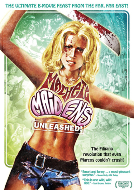 MACHETE MAIDENS UNLEASHED Is An Ode To Corman-Era Sleaze (DVD Review)
