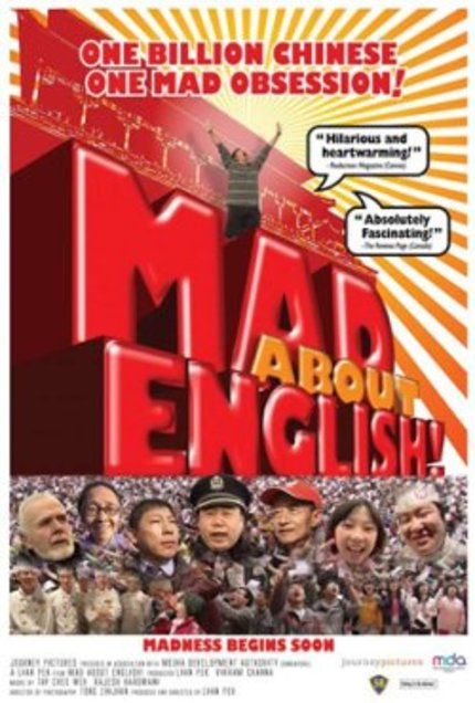 Review of MAD ABOUT ENGLISH!