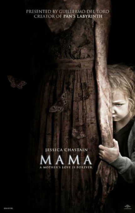 Haunted Girls in MAMA Trailer, Presented by Guillermo del Toro