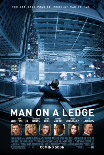 Weinberg Reviews MAN ON A LEDGE