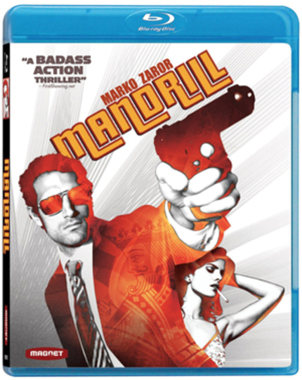Blu-ray Review: MANDRILL