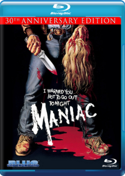 Blu-Ray Review: MANIAC