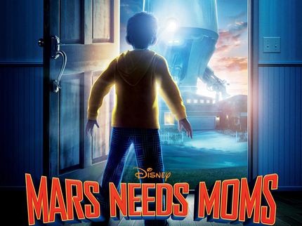 Interview: MARS NEEDS MOMS Director/Writer Simon Wells