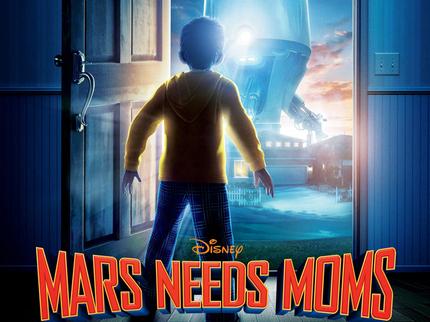 Interview: MARS NEEDS MOMS Director/Writer Simon Wells