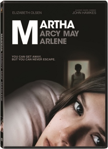 Contest: Win One of Three DVD Copies of MARTHA MARCY MAY MARLENE