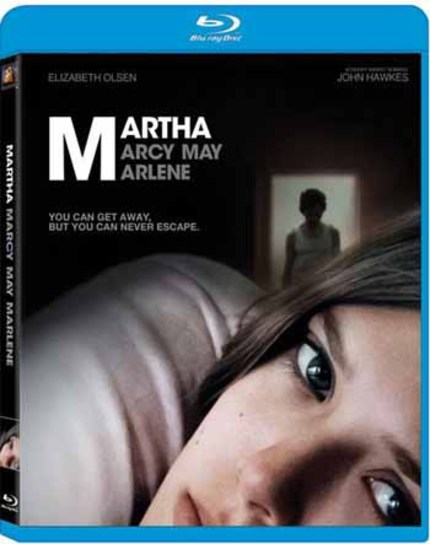 Blu-ray Review: The Enigma of MARTHA MARCY MAY MARLENE