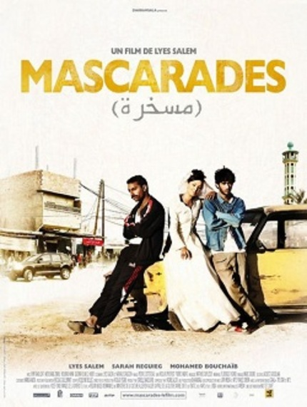ARAB FILM FESTIVAL 2010: CRITICAL OVERVIEW of Masquerades (Mascarades, 2008)