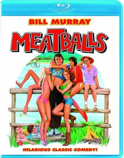 Blu-ray Review: MEATBALLS