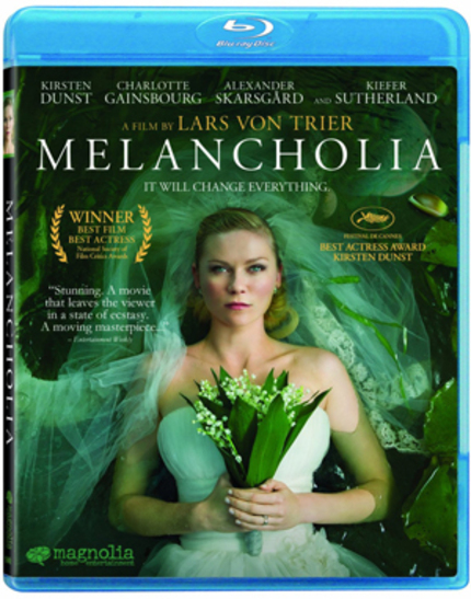 MELANCHOLIA Blu-ray To Collide With Store Shelves March 13th