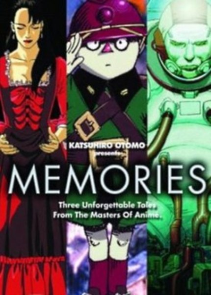 Review: MEMORIES (Personal Favorites #26)