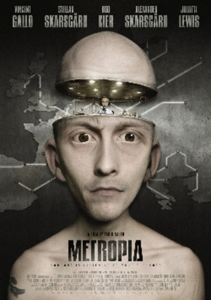 Full Theatrical Trailer For Tarik Saleh's METROPIA