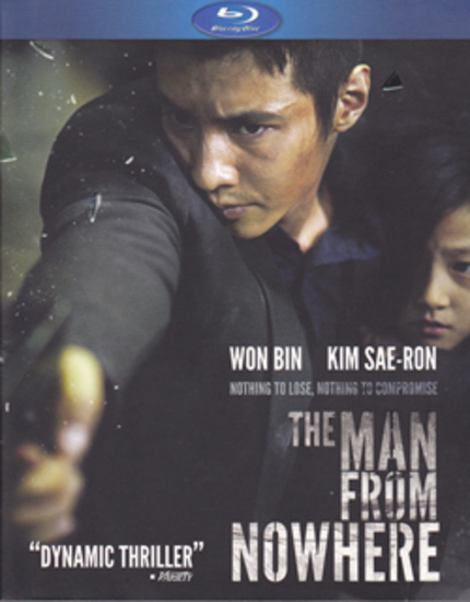 Blu-ray Review: THE MAN FROM NOWHERE