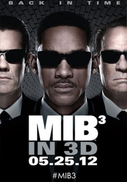 Review: MIB3 3D - an Acronymical Acrimonious Anachronistic Amusement