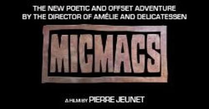 DELICATESSEN And AMELIE Director Jean-Pierre Jeunet Returns With MICMACS A TIRE LARIGOT!