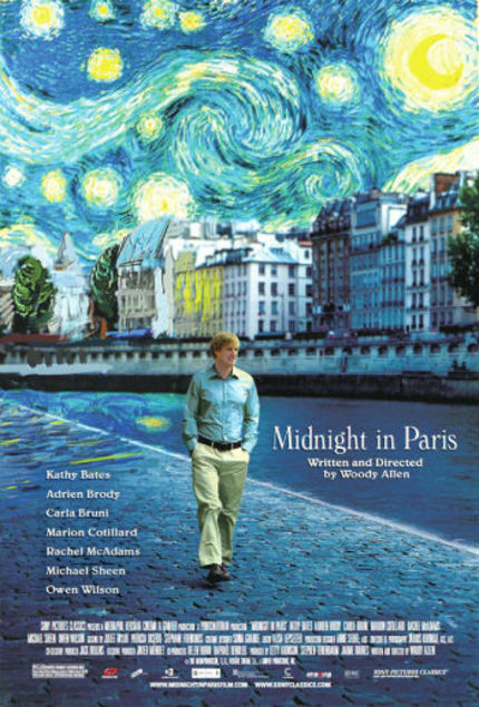 Weinberg Reviews MIDNIGHT IN PARIS