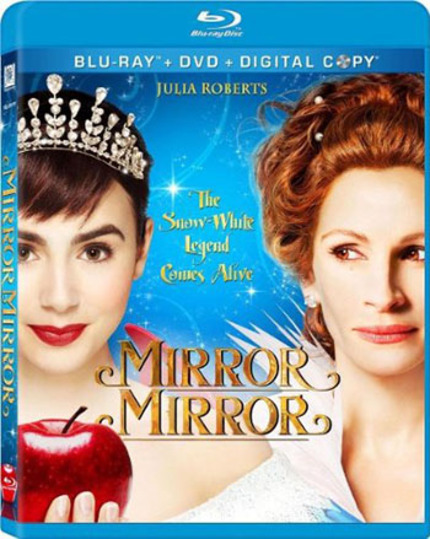 Blu-ray Review: MIRROR MIRROR Doesn't Become Clear Until The Credits