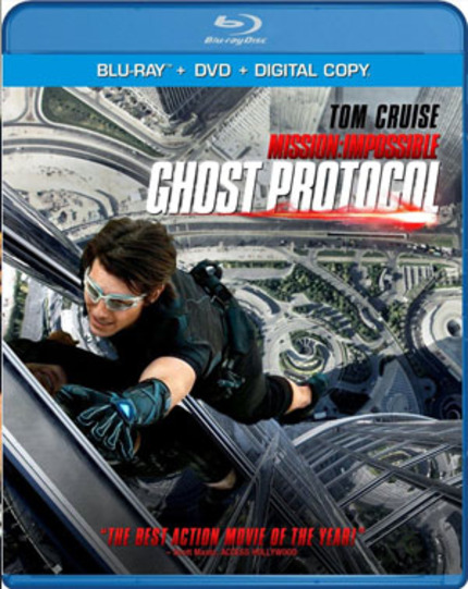 Blu-ray Review: MISSION IMPOSSIBLE: GHOST PROTOCOL