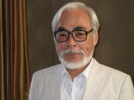 Hayao Miyazaki Talks PONYO!