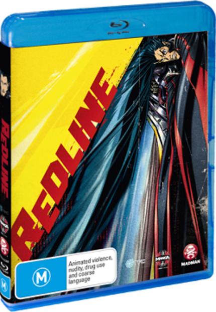 REDLINE Blu-ray review