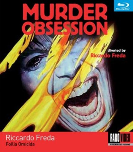 Blu-ray Review: MURDER OBSESSION (Raro Video)