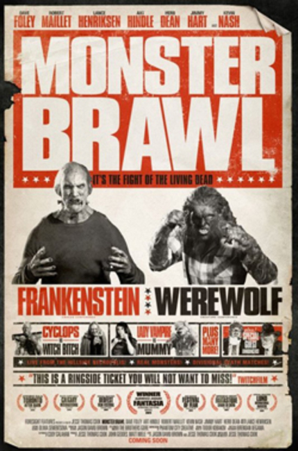 TADFF 2011: MONSTER BRAWL Review
