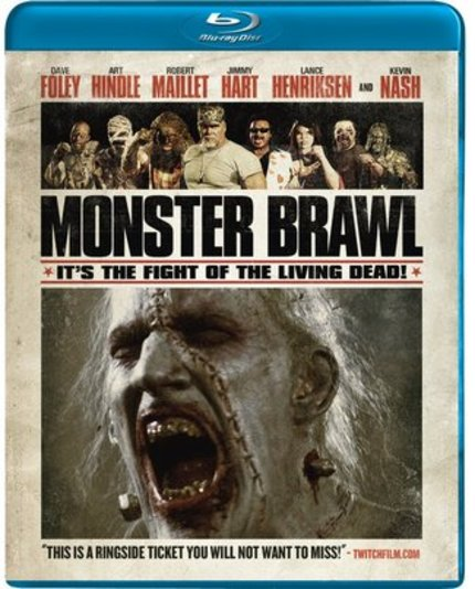 Blu-ray Review: MONSTER BRAWL