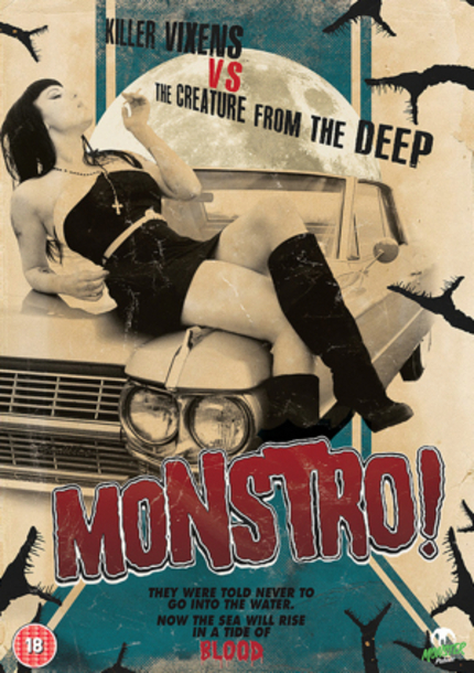 Monster Pictures to Release Aussie Splatter Pic MONSTRO! on UK DVD