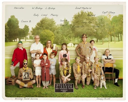 3 New Clips From MOONRISE KINGDOM