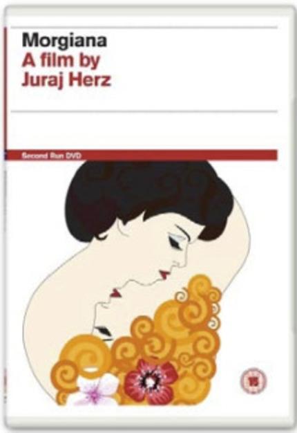 Second Run DVD Releasing Juraj Herz's MORGIANA In October