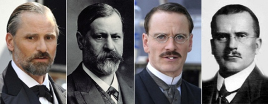 First Look At Mortensen And Fassbender As Freud And Jung In Cronenberg's A DANGEROUS METHOD