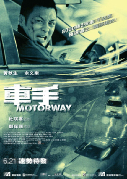 Review: MOTORWAY Feels The Need For Speed, But Not For Plot