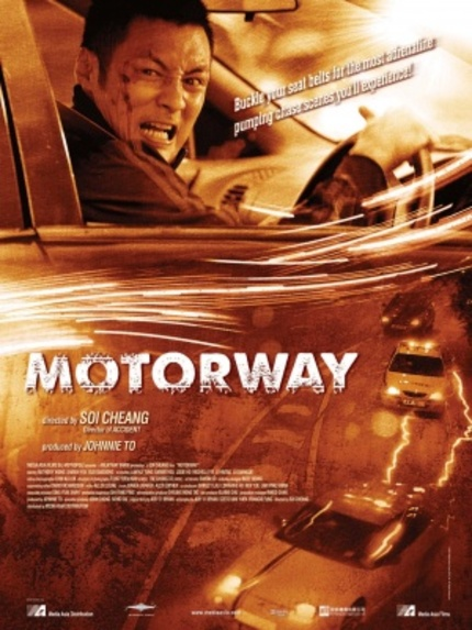 More Car Action in Hong Kong Trailer For Soi Cheang's MOTORWAY