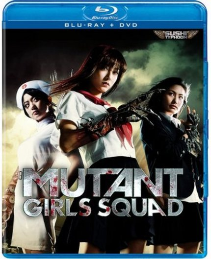 Blu-ray Review: MUTANT GIRLS SQUAD (Well Go USA)