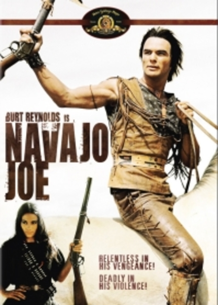 Corbucci's NAVAJO JOE out soon on R1 DVD by MGM!