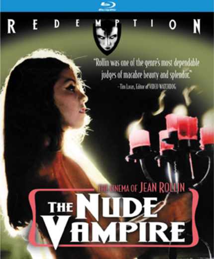 Jean Rollin On Blu-ray: THE NUDE VAMPIRE Review