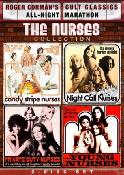 DVD Review: THE NURSES COLLECTION Will Cure All Your Ills (Shout! Factory)